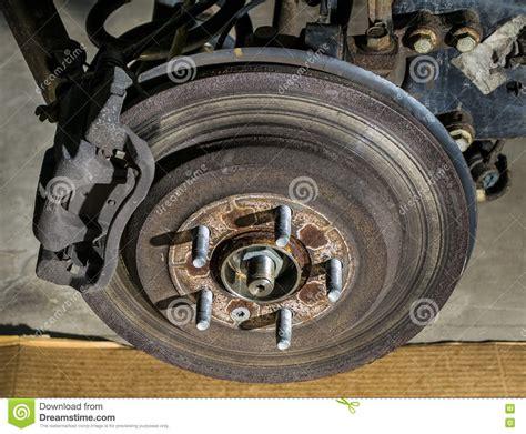 Car Repair Bad Breaks Stock Photo. Image Of Worn, Breaks