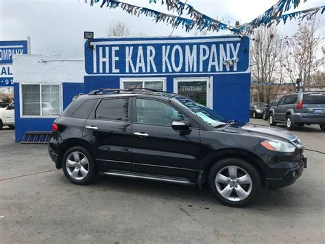 2007 Acura Rdx Technology Package by 2007 Acura Rdx Sh Awd 4dr Suv W Technology Package In