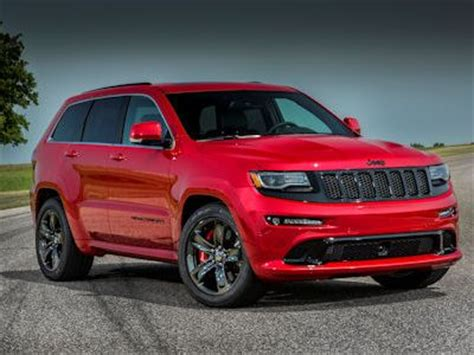 jeep grand cherokee srt red the motoring world you 39 ll want this the new jeep grand