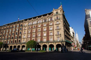 hotel majestic mexico city