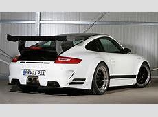 Ingo Noak Porsche 997 Wide Body