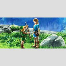 Análisis De The Legend Of Zelda Breath Of The Wild Para Switch  Hobbyconsolas Juegos