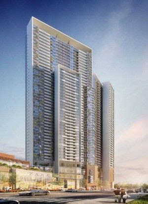 Wuhan Tiandi Park Place Residential Tower The