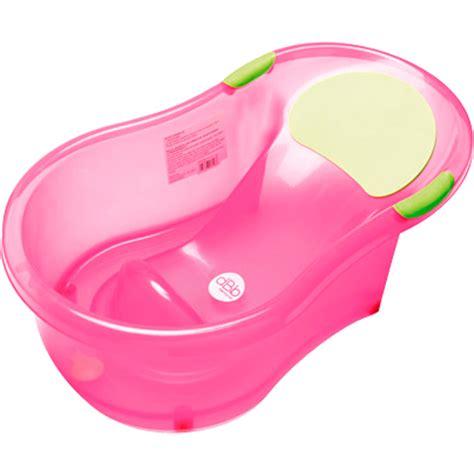 baignoire bébé avec siège intégré baignoire bébé 0 6 mois transat intégré translucide