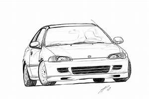 Anyone Want Me To Draw A Picture Of Their Car