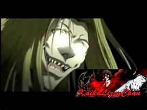 Hellsing.~ Ultimate Ova. Alucard vs Luke Valentine.~ Awake ...