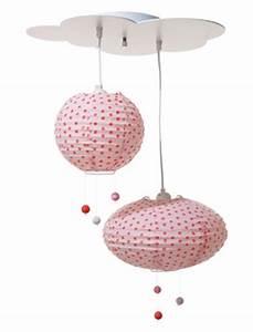 Luminaire Chambre Fille : luminaire chambre bebe fille ~ Preciouscoupons.com Idées de Décoration