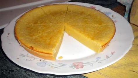 recette de tarte au flan sans p 226 te