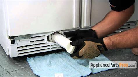 kitchenaid refrigerator  water dispenser leaking