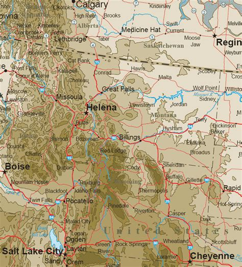 rocky mountain range map rocky mountains gif images
