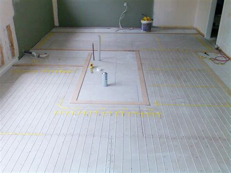 Heatwell  Under Tile Heating