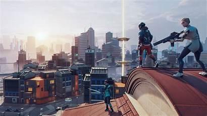 Hyper Scape Ubisoft Wallpapers Screenshots