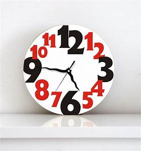 18, creative, and, handmade, wall, clock, designs