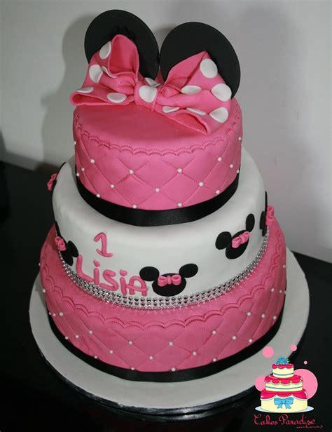 g 226 teau minnie cakes paradise