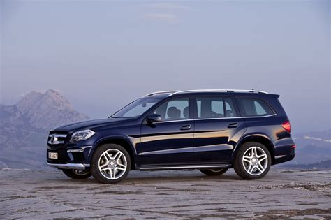 2013 Mercedes Benz Gl-class Luxury Suv Unveiled