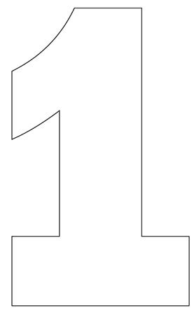 Free Number Templates
