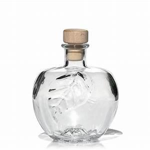 Bouteille Verre 1l : 350ml bouteille verre clair pomme bouteilles et ~ Teatrodelosmanantiales.com Idées de Décoration