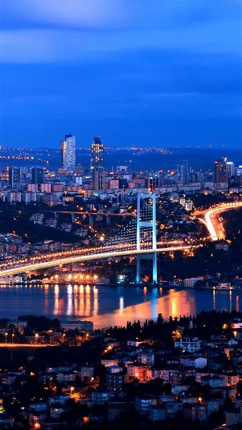 wallpaper turkey istanbul night  travel