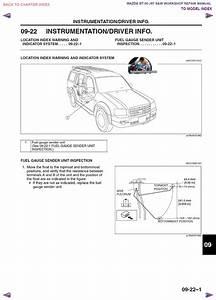 Manual De Taller Y Reparaci U00f3n Para El Mazda Bt