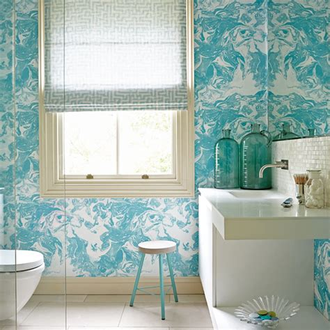 latest wallpaper trends ideal home