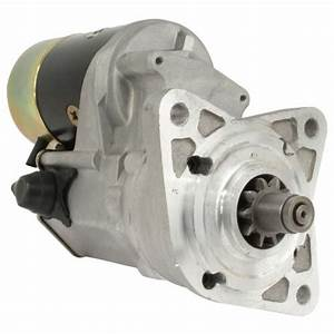 Snd0729 Ford Farm Tractor High Torque Starter For 2000