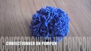 Faire Un Pompon Avec De La Laine : tricoter un pompon ~ Zukunftsfamilie.com Idées de Décoration