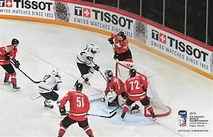Tissot Celebrate A Record Breaking 2015 IIHF Ice Hockey ...