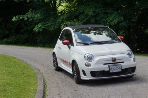 Cost Of A Fiat 500 by 2013 Fiat 500c Abarth Road Test Review Carcostcanada
