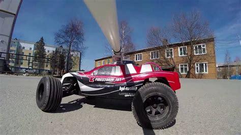 Diy Gopro Camera Swivel Mount For Rc Car. Outdoor Test Run