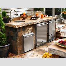 Small Outdoor Kitchen Ideas Pictures, Tips & Expert