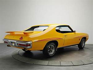 1970 Pontiac Gto Judge Hardtop Coupe 4237 Muscle Classic G