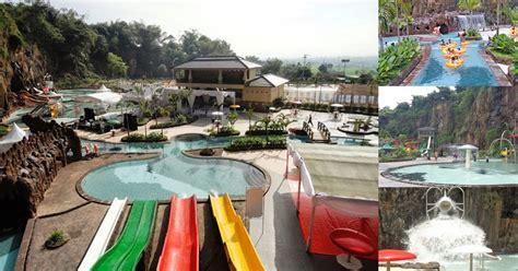 wisata renang keluarga  pesona nirwana waterpark