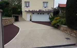 archi style domozoomcom With allee de garage en beton