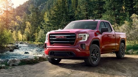 2019 Gmc Sierra Elevation Doule Cab 4k Wallpaper
