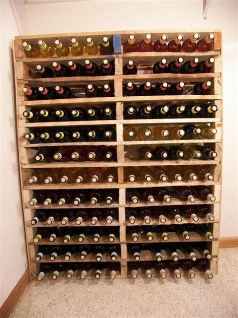 creation cave a vin cave a vin fabriqu 233 en palette creation palette