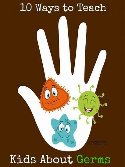 Germs Ways Teaching Lesson Teach Health Stay
