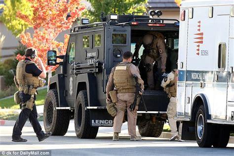 Las Vegas Shooter 'kept Guns In A Refrigerator-sized Safe