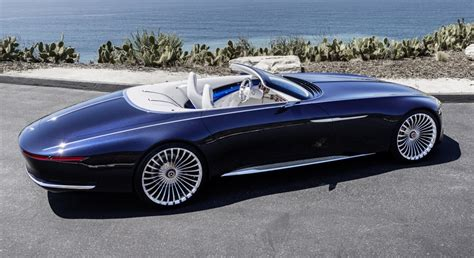 Maybach Interni by Vision Mercedes Maybach 6 Cabriolet Lusso Fluttuante