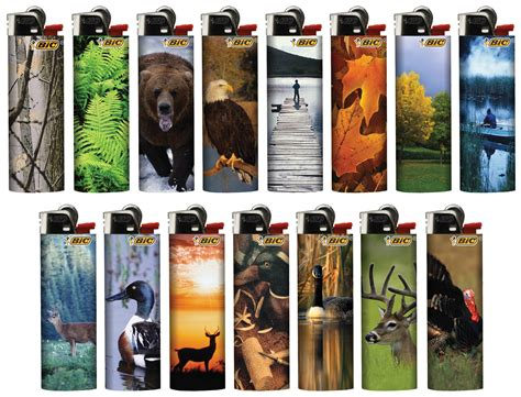 bic lighter designs design and promotional materials by stephens at