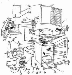 Haier Kegerator Parts Diagram