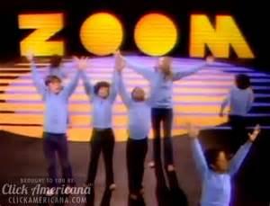 zoom opening closing credits 1972 1978 click americana
