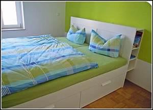 Bettgestell 180x200 Mit Schubladen : ikea malm bett mit schubladen ~ Bigdaddyawards.com Haus und Dekorationen