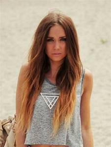 Auburn ombre hair. | Crazy sexy hair | Pinterest