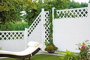 Sichtschutzzaun Kunststoff Weiß 180x180 : kunststoffz une f r terrasse und garten g nstig online kaufen ~ Whattoseeinmadrid.com Haus und Dekorationen