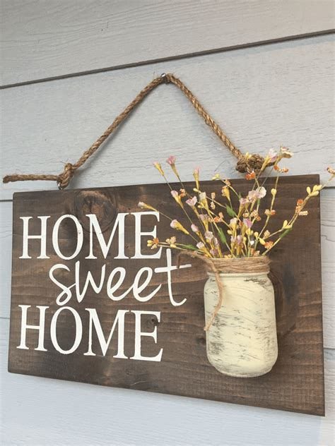 Breathtaking Rustic Home Décor Signs From Wood Charm