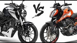 Honda Cb125r 2018 : 2018 honda cb125r vs ktm duke 125 comparison youtube ~ Melissatoandfro.com Idées de Décoration