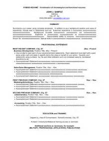 pdf resumes for high students sle combination resume getessay biz