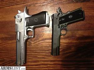 ARMSLIST - For Sale/Trade: Desert Eagle IWI .50 AE