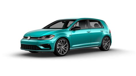 order   vw golf      custom colors
