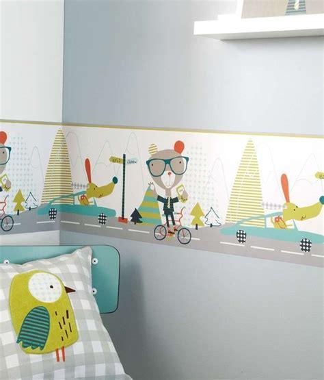 frise chambre fille cool frise papier peint chambre bb fille with frise